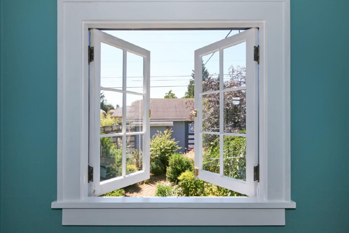 Aluminium Window Casement Durham